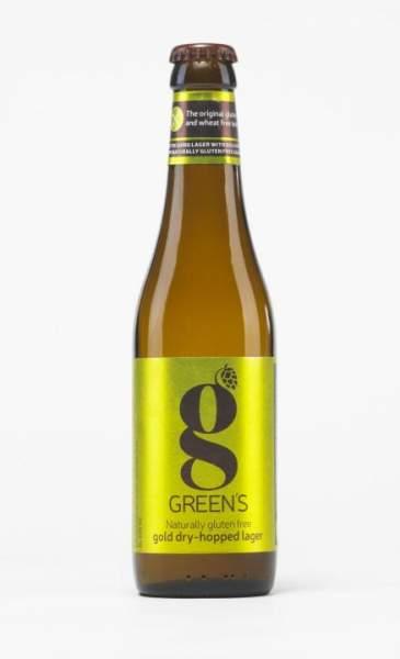 Green's - Lager Dry Hopped