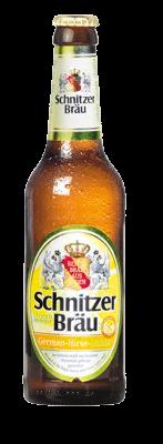Schnitzer Bräu- Hirse Lemon