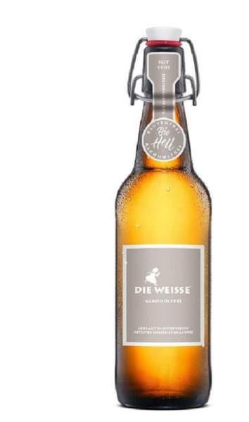 Die Weisse glutenfrei alkoholfrei Achtung 20.10.2021